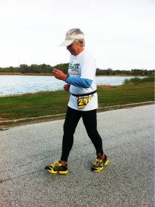 Roxann in Groveland, FL 5k in 2012!