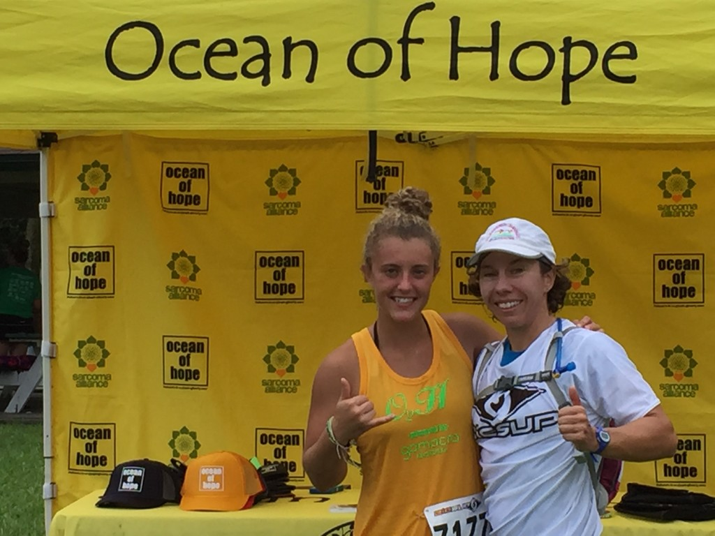 Alyssa Veres and Alicia Weber - Clermont, Florida's Top SUP Racers