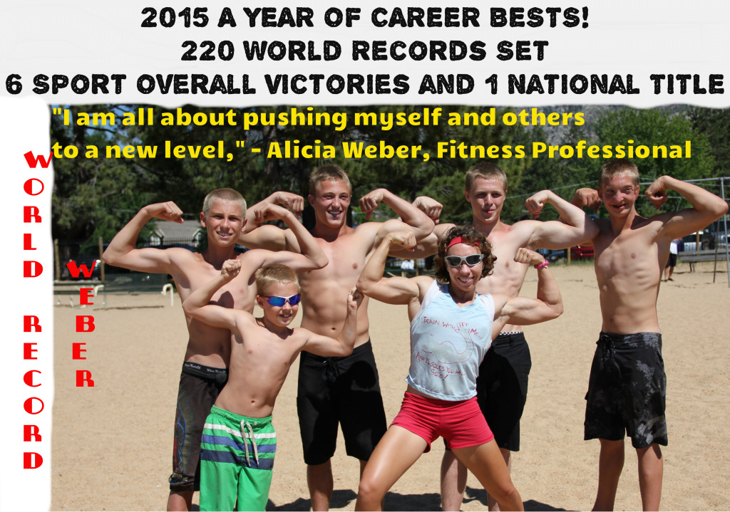 2015 A Year of Career Bests